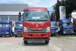东风柳汽 乘龙L3 160马力 4X2 6.75米排半栏板载货车(万里扬)(LZ1160M3AB)图片