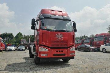 一汽解放 J6M重卡 350马力 4X2牵引车(12挡)(CA4180P63K2AE5)