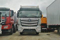 福田 欧曼EST 6系重卡 280马力 6X2 9.53米栏板载货车(440后桥)(BJ1259VMPKP-AA) 卡车图片