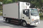 江淮 帅铃i5 6.5T 4.05米单排冷藏车(HFC5065XLCEV1)96.77kWh