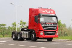 一汽凌河 F200W重卡 375马力 6X4 牵引车(CAL4251C4GF4E5) 卡车图片