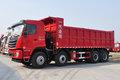 一汽凌河 F200G 430马力 8X4 8.6米自卸车