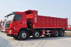 一汽凌河 F200G 430马力 8X4 8.6米自卸车(CAL3312C4PF6E5) 卡车图片