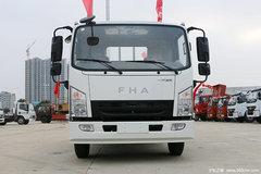 一汽凌河 东方之星 116马力3.85米排半仓栅式轻卡(CAL5041CCYDCRE5) 卡车图片