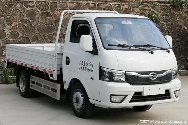 北京交通新政:分时段限行电动箱式货车
