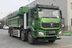 陕汽重卡 德龙新M3000 8X4 6.5米纯电动自卸车(SX3317MF406BEV)374.65kWh
