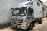福田 欧马可S3系 110马力 4.14米单排厢式轻卡(BJ5048XXY-FC)图片