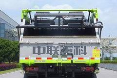 中联重科东风商用底盘电动垃圾车图片