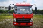 中国重汽HOWO 悍将 科技版 116马力 4.165米单排栏板轻卡(ZZ1047C3315E145)图片