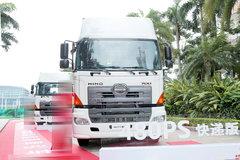 广汽日野 700臻值系 快递版 480马力 4X2牵引车(YC4181SH1EG5) 卡车图片