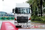 广汽日野 700臻值系 480马力 6X4 AMT牵引车(YC4251SS1EK5)图片