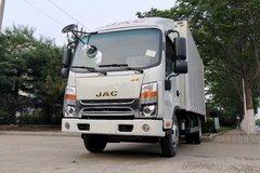 江淮 帅铃Q3 全能城配版 132马力 4.15米单排厢式轻卡(HFC5041XXYP93K4C3V-1)