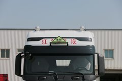 江铃重汽 威龙HV5重卡 470马力 6X4危险品牵引车(SXQ4250J4B4D5B)