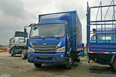 福田 瑞沃ES3 156马力 4.165米单排厢式轻卡(BJ5043XXY-MF)图片