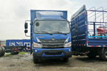 福田 瑞沃ES3 190马力 5.4米排半厢式轻卡(国六)(BJ5144XXYKPFD-02)图片