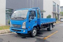 跃进 上骏X300-33 115马力 4.18米单排栏板轻卡(SH2042KFDCMZ) 卡车图片