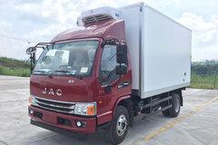江淮 康铃H6 129马力 4.15米单排售货车(带冷藏箱)(HFC5043XSHP91K1C2V) 卡车图片