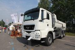 曼(MAN) TGS系列重卡 480马力 6X4自卸车 卡车图片
