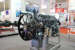 中国重汽D12.42-30 420马力 12L 国三 柴油发动机