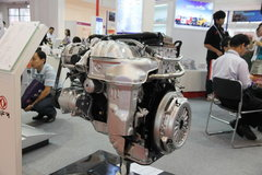 东风ZD25D14-5N 2.5L 127马力 国五 柴油发动机