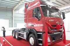 时骏 格奥雷重卡 430马力 6X4 牵引车(LFJ4256A9) 卡车图片