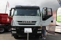 依维柯 Trakker系列重卡 500马力 6X4自卸车(底盘) 卡车图片