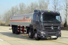 北奔 V3重卡 300马力 8X4 油罐车(ND5310GJYZ00)