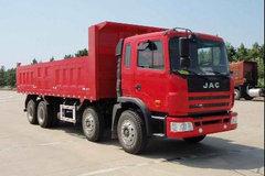 江淮 格尔发A3系列重卡 260马力 8X4 7.4米自卸车(HFC3313KR1LZT)