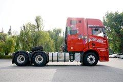 青岛解放 JH6重卡 生活舱版 500马力 6X4 AMT牵引车(CA4250P33K25T1E5A80) 卡车图片