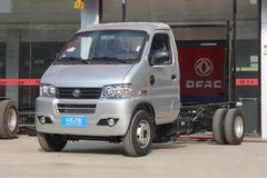 东风途逸 T3(原小霸王W) 1.5L 113马力 汽油 3.7米单排厢式微卡(国六)(EQ5031XXY60Q6AC)