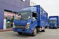 江淮 帅铃Q6 130马力 4.18米单排仓栅式轻卡(HFC5043CCYP91K2C2V)图片