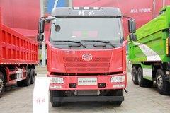 一汽解放 J6L 220马力 4X2 车厢可卸式垃圾车(福龙马牌)(FLM5180ZXXYJ6)