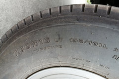 帅铃Q6(原H系3308轴距)?载货车底盘                                                图片