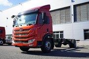 青岛解放 龙VH中卡 2.0版 220马力 4X2 9.65米厢式载货车(CA5180XXYPK2L7E5A80)