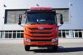 青岛解放 龙V中卡 180马力 4X2 7.8米厢式载货车底盘(CA5189XXYPK2L5E5A80)