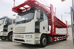 一汽解放 J6L 220马力 4X2 车辆运输车(海鹏牌)(JHP5185TCL)