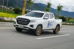 长安 凯程F70 标准版 2.5T柴油 129马力 四驱 标轴双排皮卡