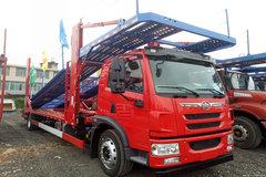 青岛解放 龙V 220马力 4X2 车辆运输车(CA5185TCLPK2L7E5A96)
