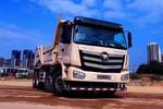 福田 欧曼新ETX 9系重卡 350马力 8X4 5.6米自卸车(法士特10JS160T)(BJ3313DNPKC-AE)图片