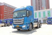 福田 欧曼EST 6系重卡 430马力 6X4牵引车(BJ4259SNFKB-AE)