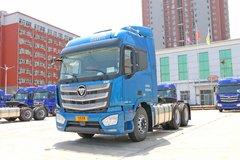 福田 欧曼EST 6系重卡 穿越版 460马力 6X4牵引车(BJ4259SNFKB-AA) 卡车图片
