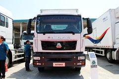 中国重汽 汕德卡SITRAK C5H 340马力 4X2 中置轴轿运车(ZJV5181TCLQD)