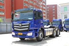福田 欧曼新ETX 6系重卡 400马力 6X4牵引车(低顶)(BJ4253SNFKB-AP)