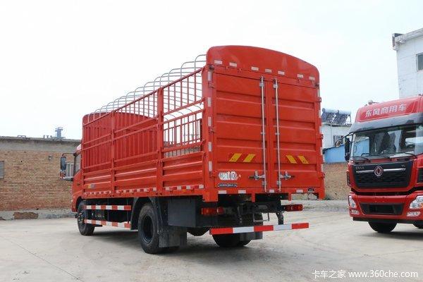 降价促销东风天锦VR载货车仅售14.50万