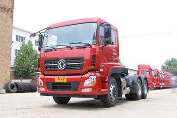 东风商用车 天龙重卡 450马力 6X4牵引车(法士特)(DFH4250A4)