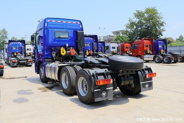 降价促销欧曼GTL牵引车430仅售33.90万
