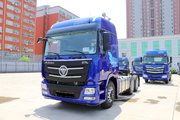 福田 欧曼GTL 6系重卡 标准版 430马力 6X4牵引车(BJ4259SNFKB-AA)
