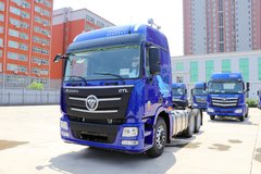 福田 欧曼GTL 6系重卡 标准版 430马力 6X4牵引车(BJ4259SNFKB-AA) 卡车图片