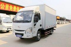 跃进 小福星S70 2019款 110马力 3.33米单排厢轻卡(国六)(SH5033XXYPEGCNZ) 卡车图片