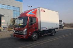 福田 奥铃CTS 156马力 4X2 5.1米冷藏车(BJ5109XLC-F1)